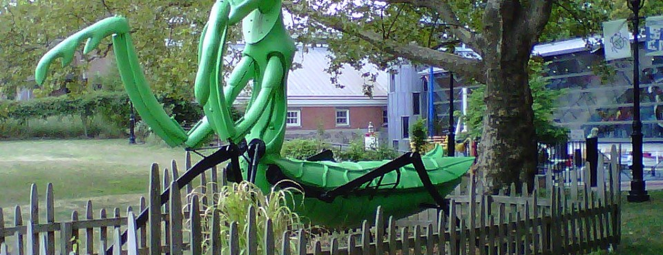Staten Island's Childrens Museum In Snug Harbor Cultural Center On the North Shore