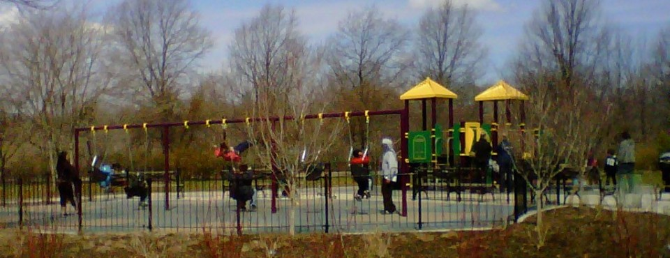 New Kiddie park-Silver Lake Park