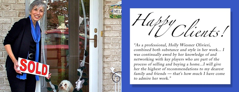 Happy home Seller on Staten Island's North Shore community of Grymes Hill.