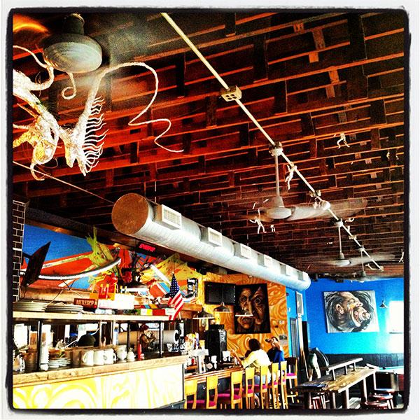 120 Bay Café