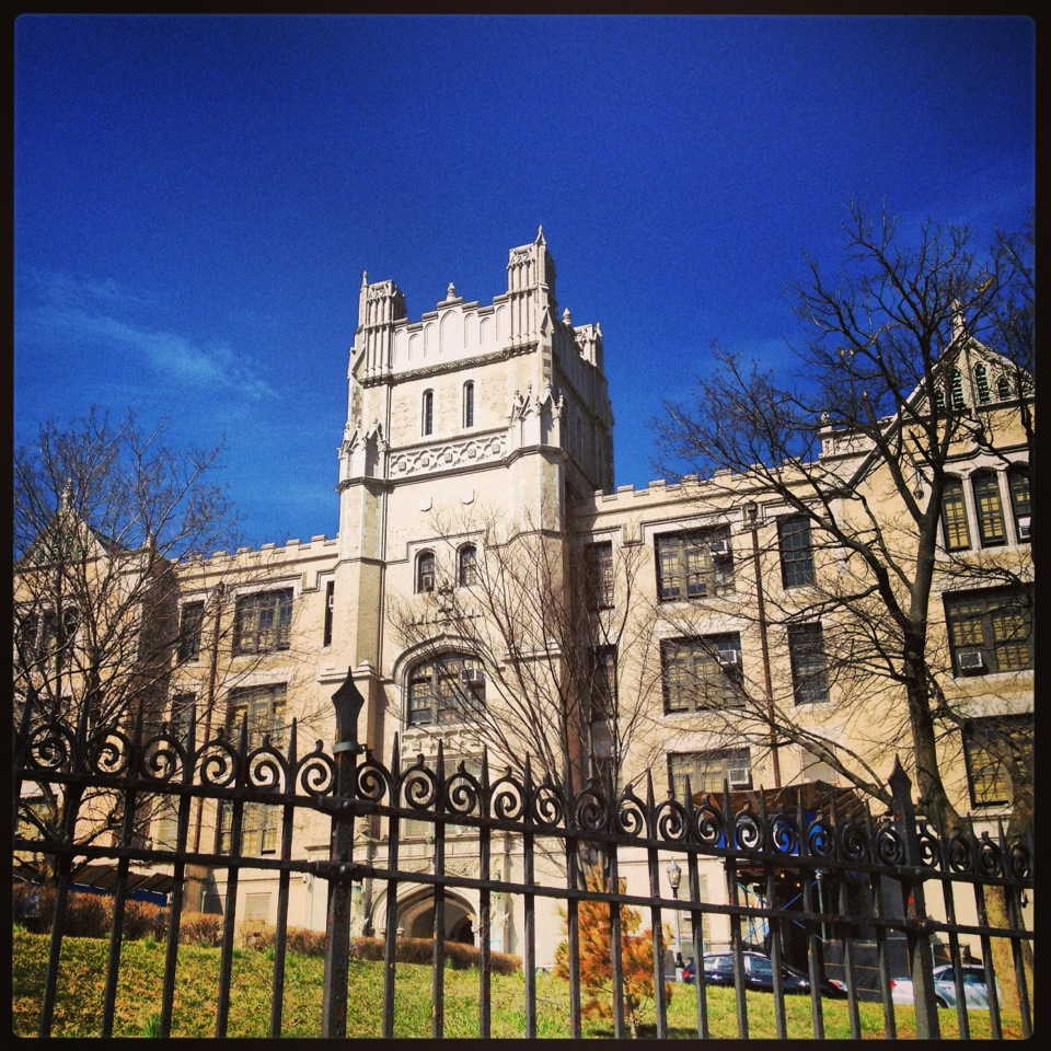 Curtis High School, St. George Staten Island