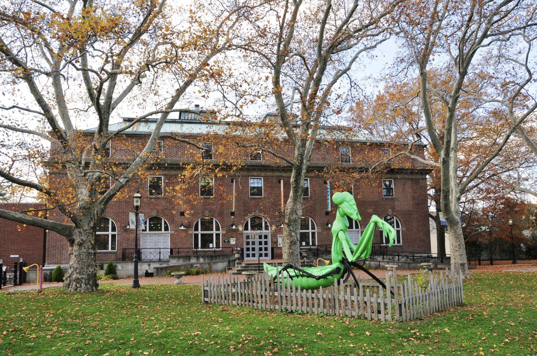 Staten Island Children's Museum in Snug Harbor