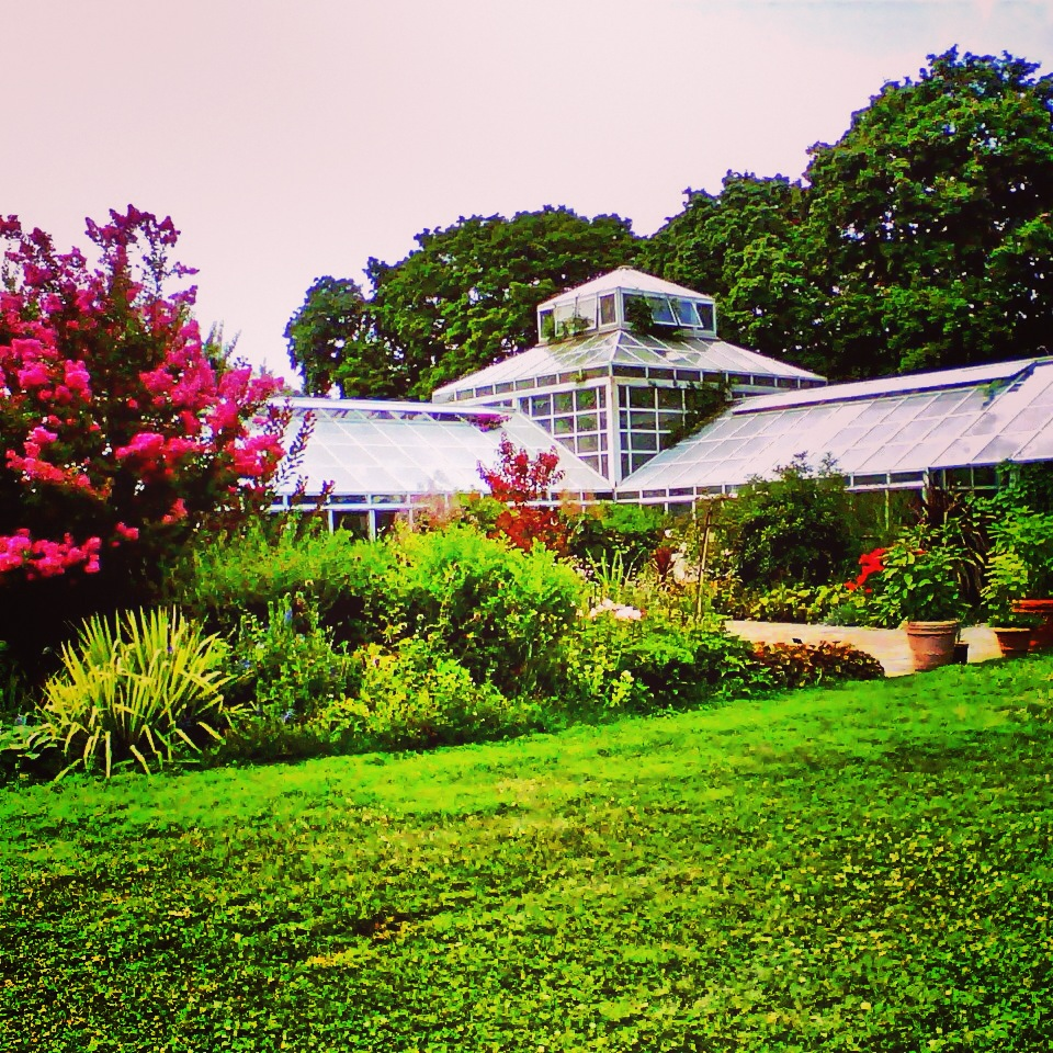 Snug Harbor Botanical Gardens Holly 39 S Staten Island Buzz Realty