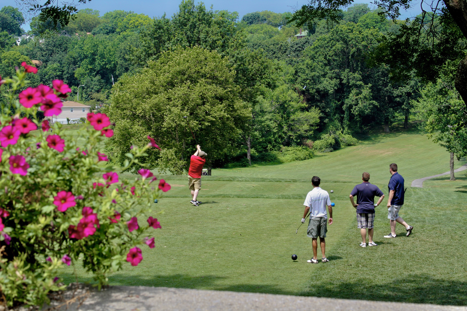 Silver Lake Golf Course on Staten Island