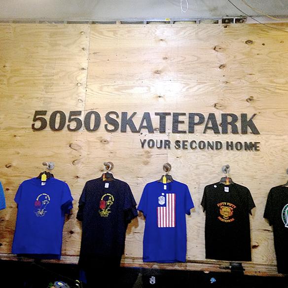 5050 Skatepark
